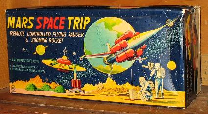 antique toy appraisals tin toys japan space toys, vingtage radicon tin toys,  tin japan robot, online vintage space toys appraisals,  toy robots wanted Vintage japan space toys with japanese boxes, free vintage space toy and robots appraised buddy l toys buddy l trucks