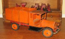 vintage antique toy trucks sturditoy dump truck  free sturditoy evaluation, sturditoy ambulance sturditoy toy trucks