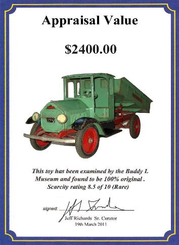 vintage antique buddy l toy appraisal prices, ebay toy appraisals, buddy l steam shovel appraisals, buddy l cement mixer appraisals, www.buddyltoy.com, antique buddy l ice truck appraisals, rare space toys appraisals,  keystoen coast to coast bus appraisals, german tin motorcycle appraisals, japan tin space guns appraisals, vintage keystoen circus truck appraisals with pictures,  silver japan robots appraisals, blue buddy l toys appraisals, yellow buddy l dump truck appraisals, antique german cars, antique japan tin car,  space cars with appraisals, lost keystone truck appraisals, pressed steel toy truck appraisals,  rare antique tin japan space ship carrying robots with space aliens, www.buddyltoy.com Central toy appraisals, easy appraisals museum, free appraisal, space toy appraisals, current buddy l appraisals & prices, buddy l antique toy appraisals buddy l museum keystone toy truck appraisals, vintage toy appraisals, german wind up tin toys, german toy cars appraisals,sturditoy express toy truck appraisal